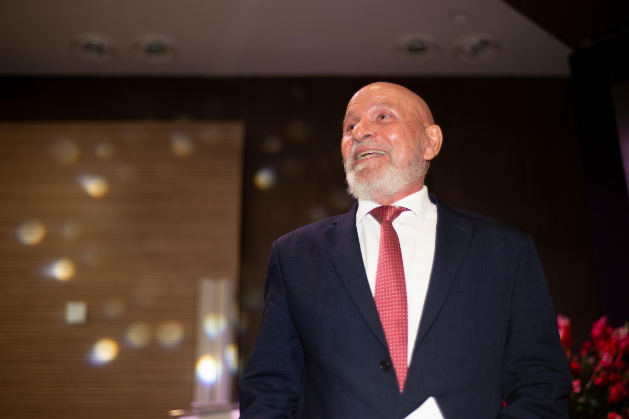 Empresário Cândido Pinheiro escolhido para receber a Medalha Ivens Dias Branco