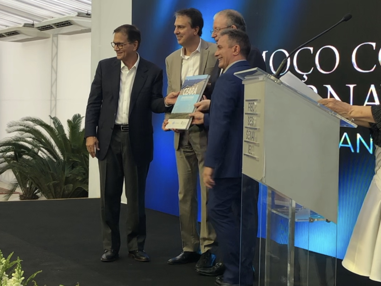 Governo do Ceará, FIEC e Sebrae lançam Atlas Eólico e Solar do Estado