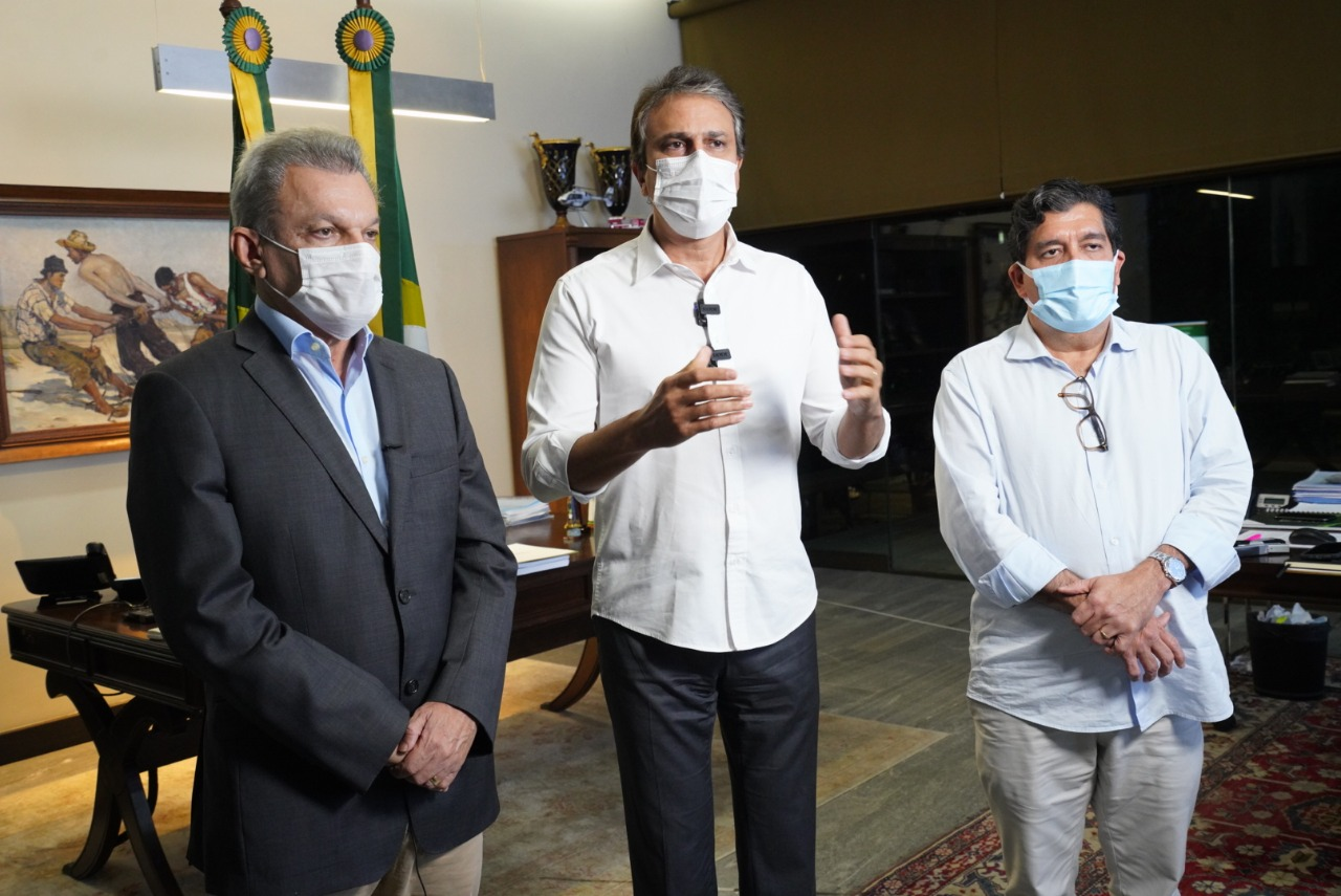 Comitê de Enfrentamento à Covid-19 anuncia novas medidas para conter avanço da pandemia