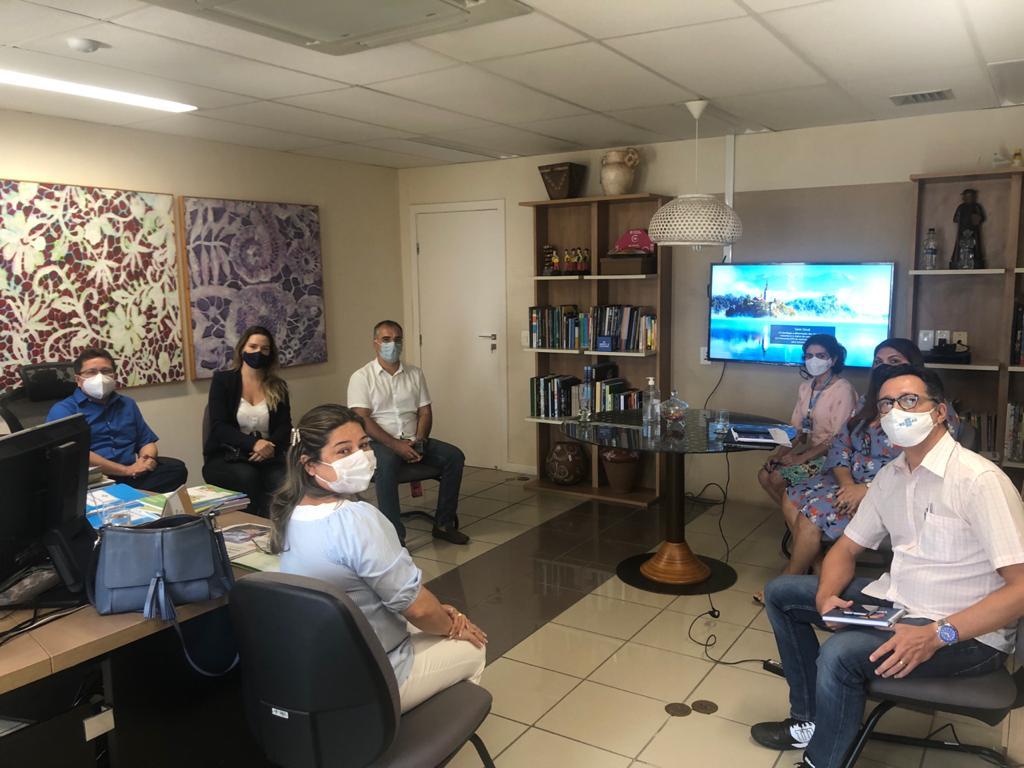 Adece e Sebrae discutem projeto voltado para o desenvolvimento dos municípios cearenses